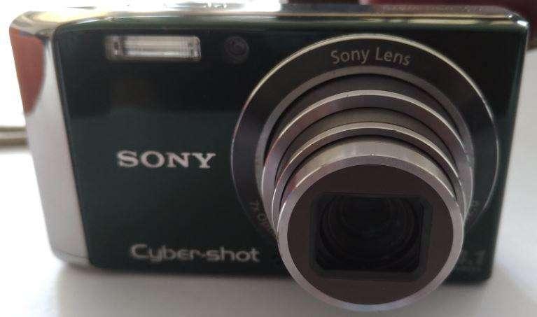 camara <strong>digital</strong> Sony Dscw370
