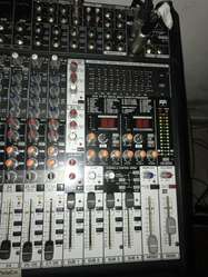 Consola Behringer 32 Canales 24xlr, Sx3242fx