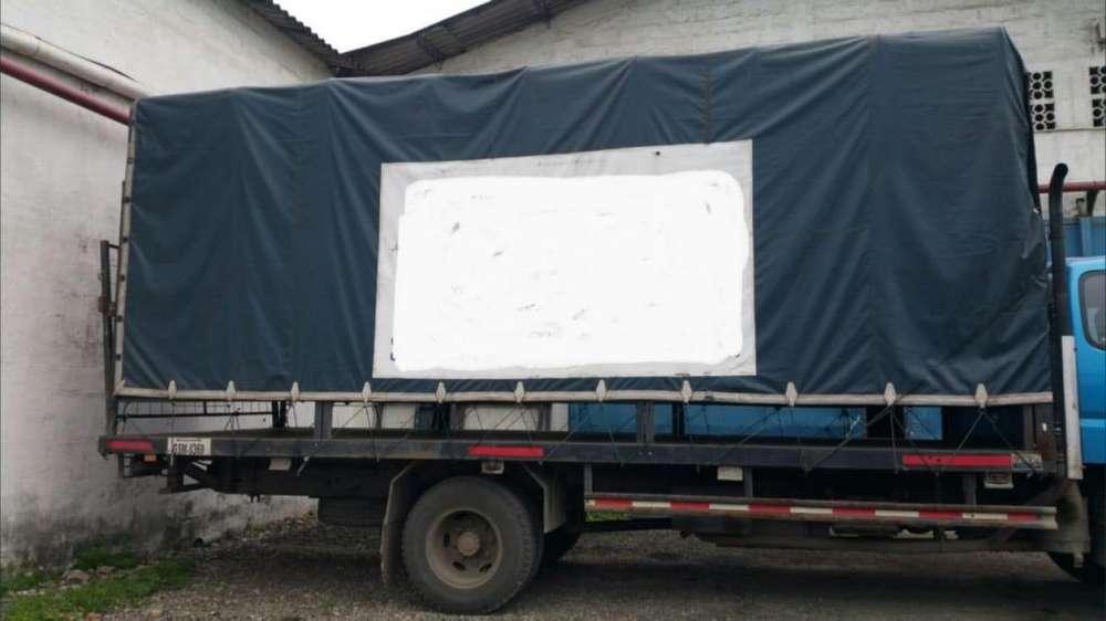 Plataforma tipo caravana para Camión