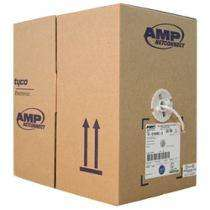 Cable Utp Cat5e Tyco Amp Interior 305mts En Caja