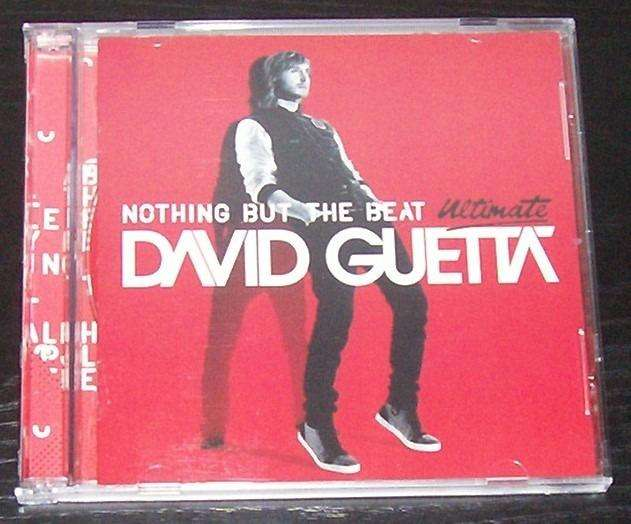 David Guetta Nothing But The Beat Ultimate 2012 Cd Doble Casi Nuevo!