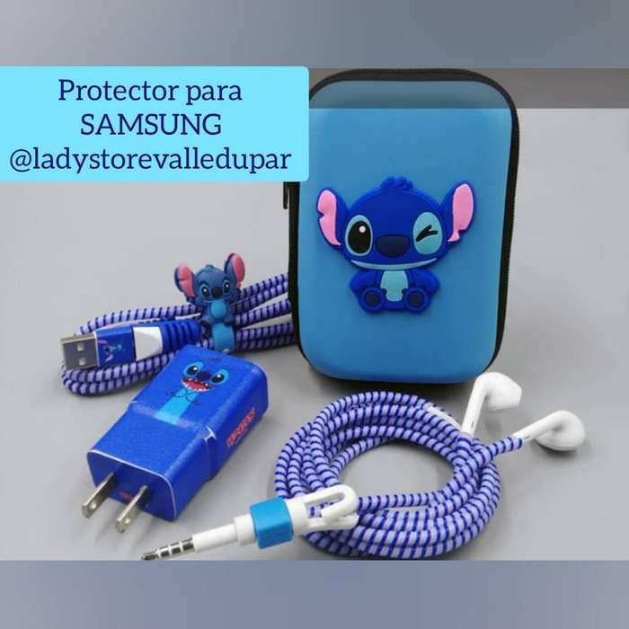 Protector para Cable Usb Y Auriculares