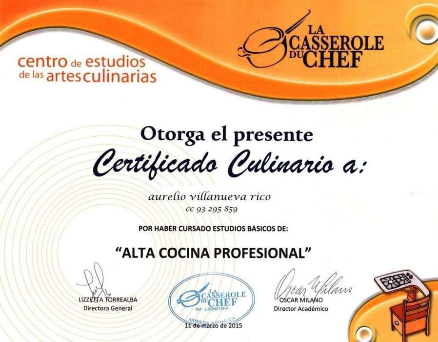 cocinero parrillero chef busca empleo