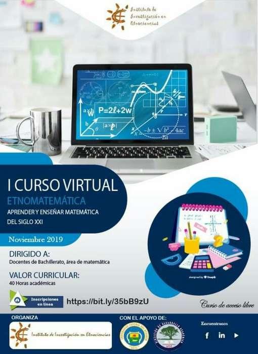 Curso Virtual de Matemáticas