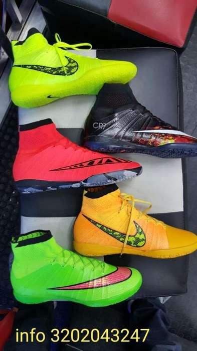 Zapatos Futsala