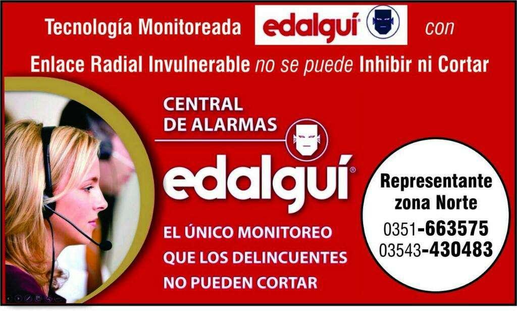 Seguridad Invulnerable EDALGUI Alarmas Monitoreo