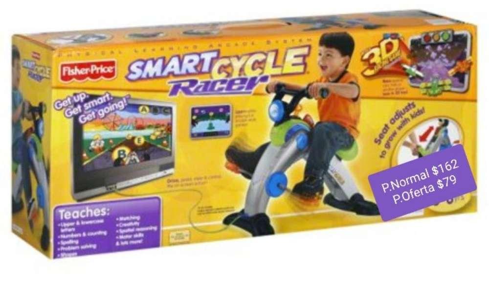 Moto Educativa Smart Cycles