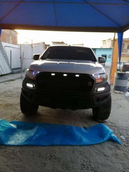 Body Kit Ford Ranger Raptor (2016-2019)
