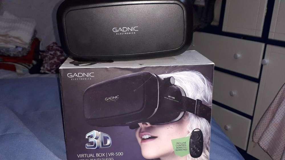 Gafas de Realidad Virtual Gadnic