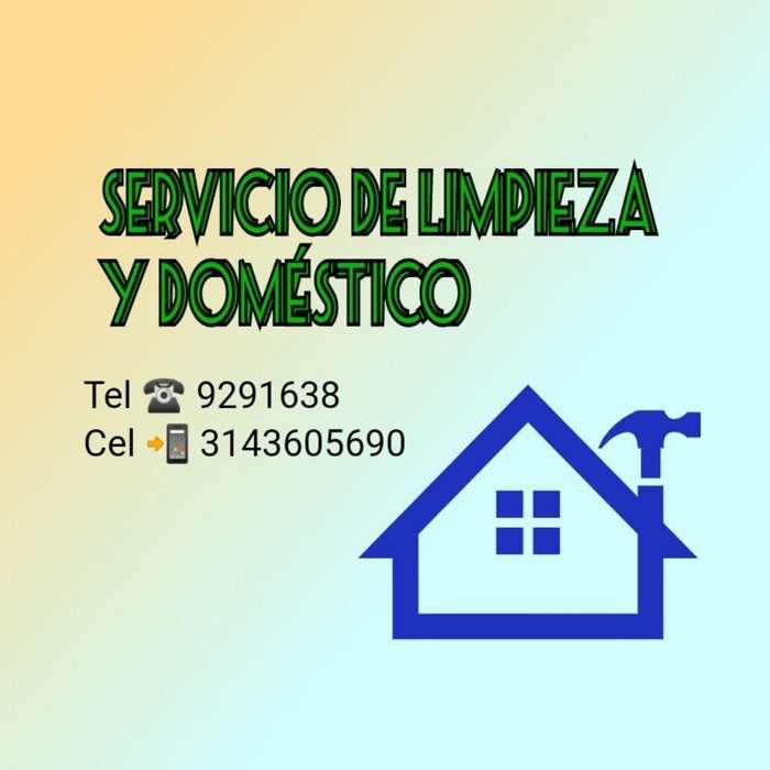 Servicio de Aseo Y Doméstico