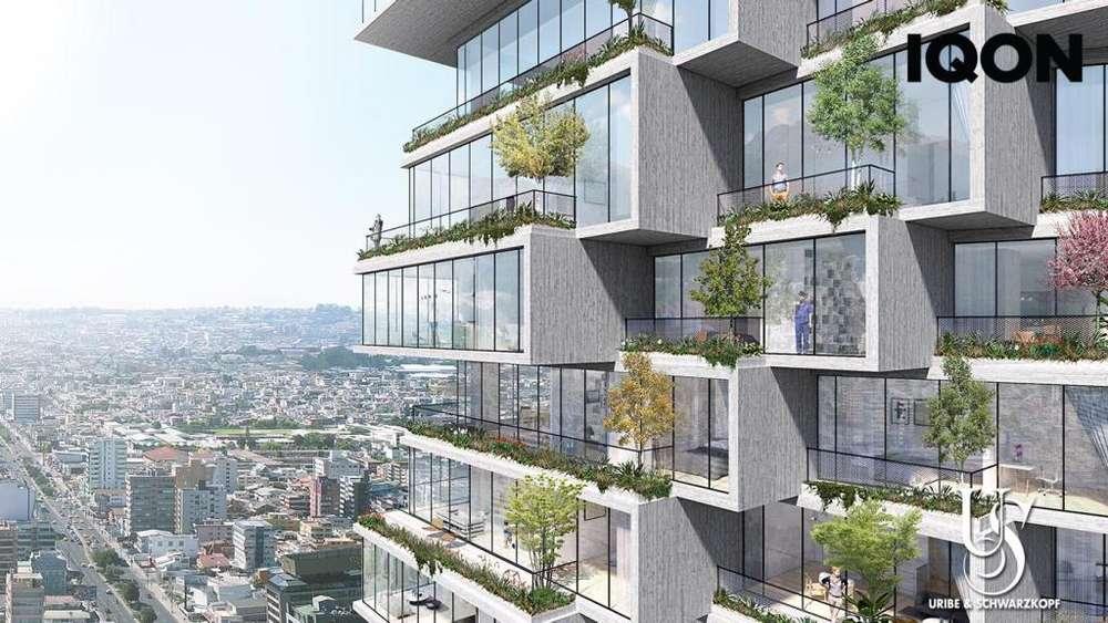 Venta de <strong>oficina</strong> en Edificio IQON ubicado en Quito/ El Batan/ La Carolina