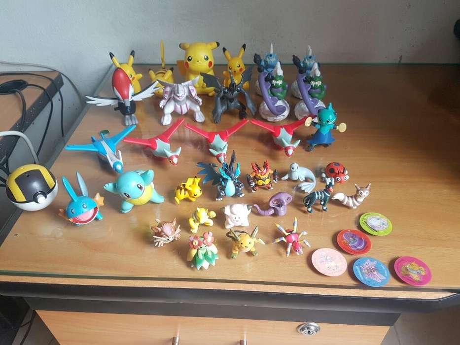Figuras Pokemon Diferentes Marcas