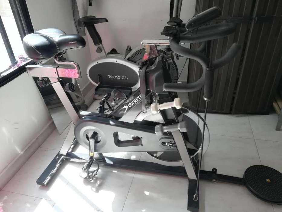 Elptica Bici de Spining