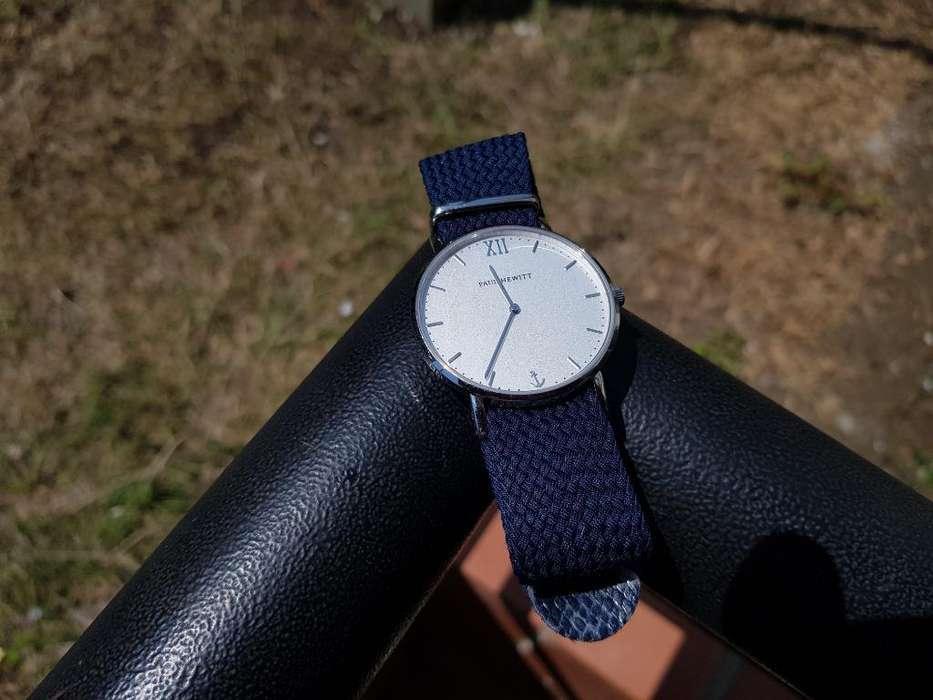 Reloj Paul Hewitt Sailor Line Azul