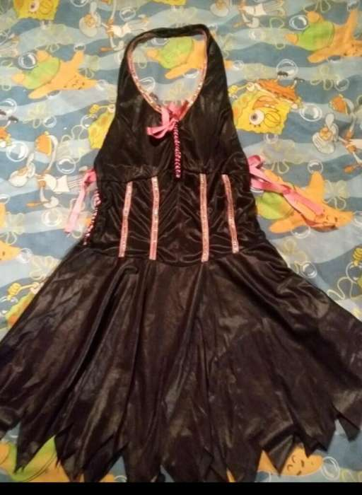Vendo Disfraz Mujer Murcielaga M