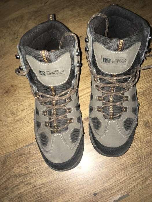 zapatillas de Trecking Rugged Outback