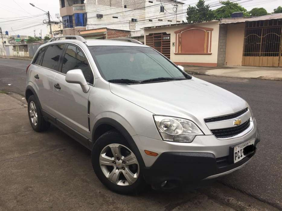 Chevrolet Captiva 2014 - 95000 km