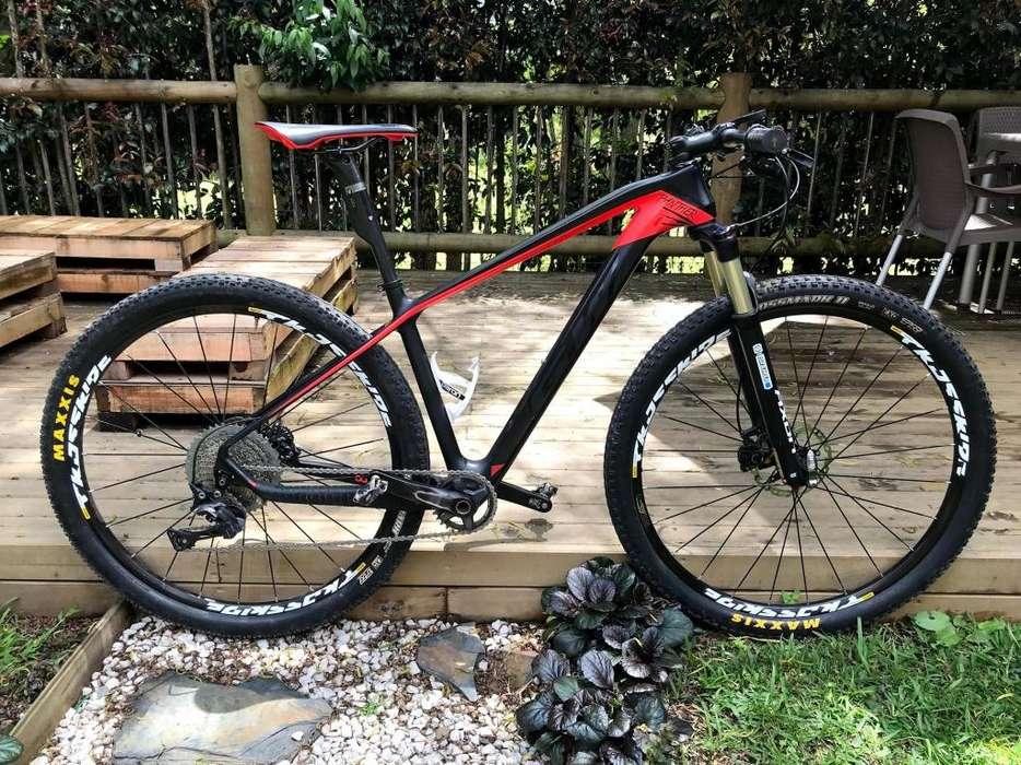 Bicicleta GW Panther Rin 29 Talla M - EXCELENTE ESTADO - GANGAZO