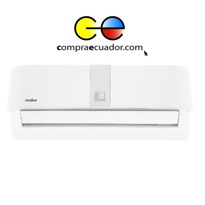 Mabe Aire Acondicionado 12000 Btu Tec Inverter Split ahorro