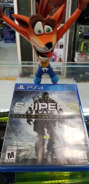 Sniper Warrior 3