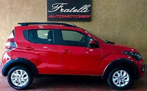 Fiat Mobi 2017 - 20455 km