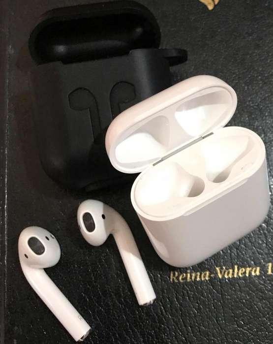 Airpods Apple 1Era Generacion Como Nuevo