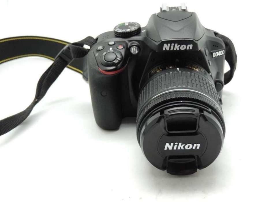 Camara Nikon D3400 <strong>accesorios</strong>