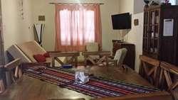 cn82 - Casa para 4 a 6 personas con cochera en Potrerillos