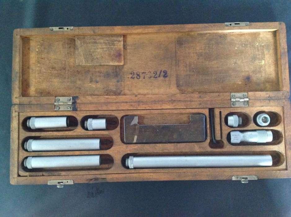 Micrómetros para Interiores Rang: 50 a 400mm