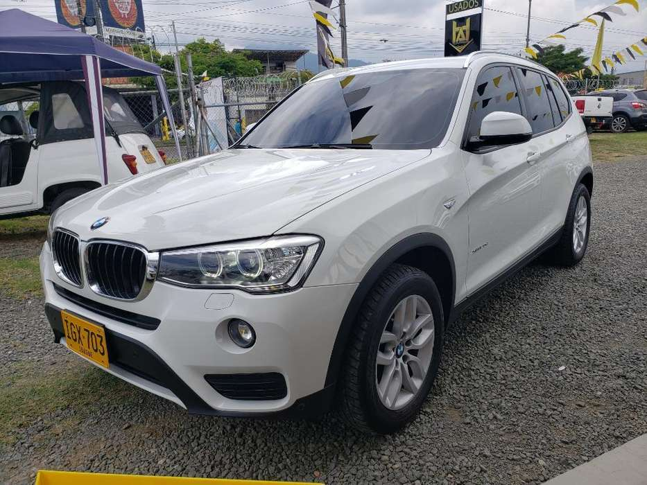 <strong>bmw</strong> X3 2016 - 70000 km