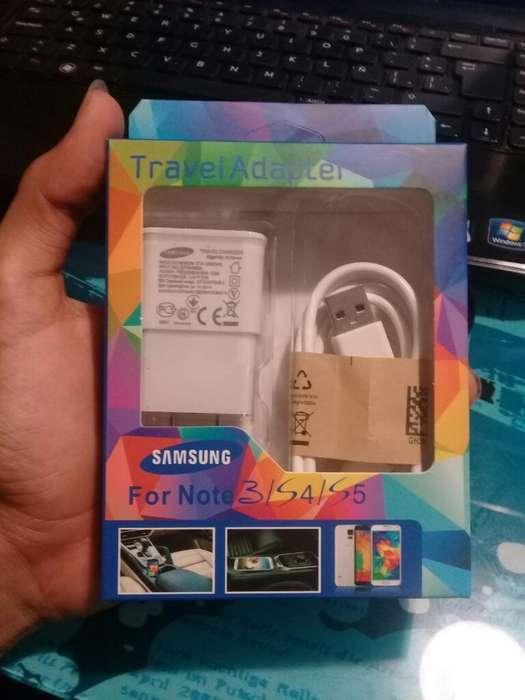 Cargador Samsung