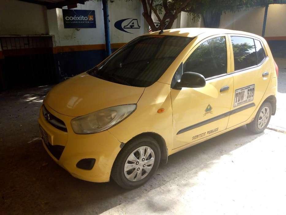 Taxi Hyundai I10 2013 Gasolina Taxi Taxi