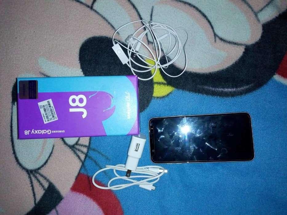 Samsung J8 Dorado