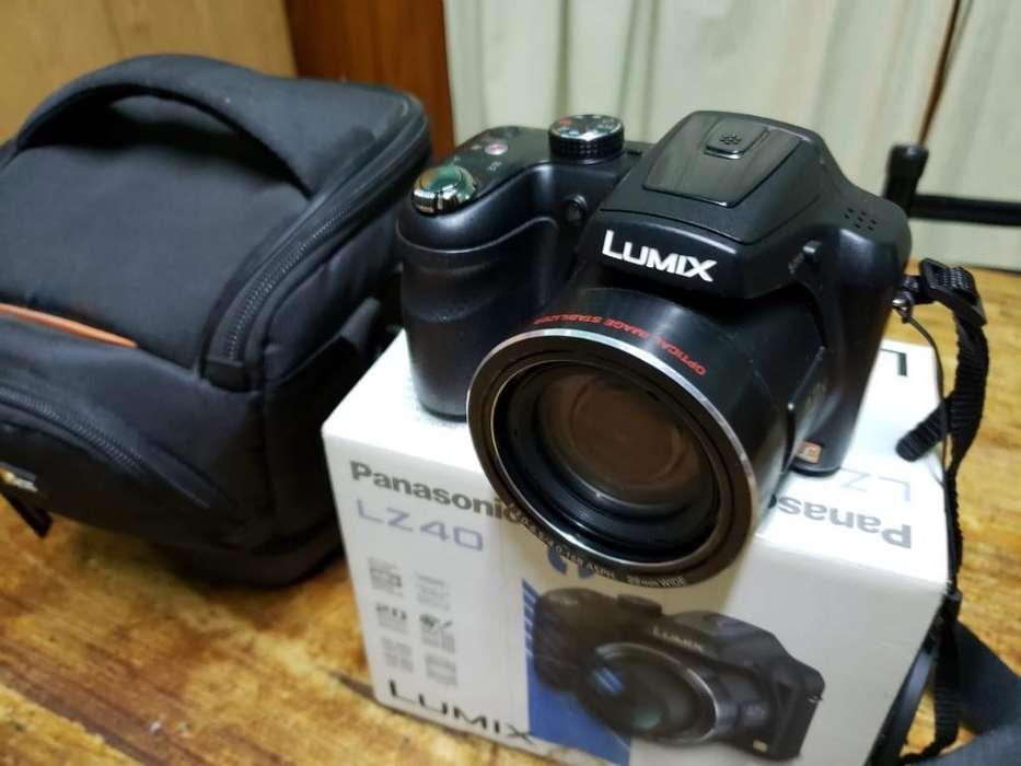 Camara Panasonic Lumix Lz40