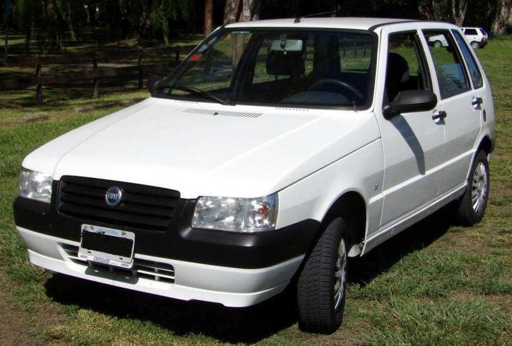 <strong>fiat</strong> Uno  2008 - 160000 km