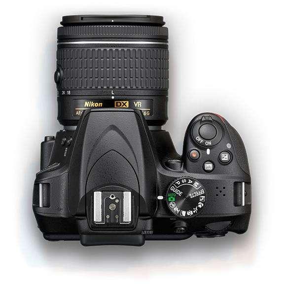 Nikon Reflex D3500 kit Nuevas con Garantia 180 DIAS
