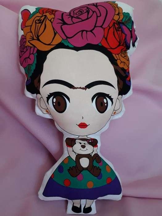 Frida Almohadones