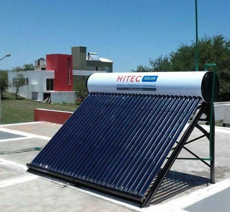 Termotanque Solar 120 Litros. Nuevo