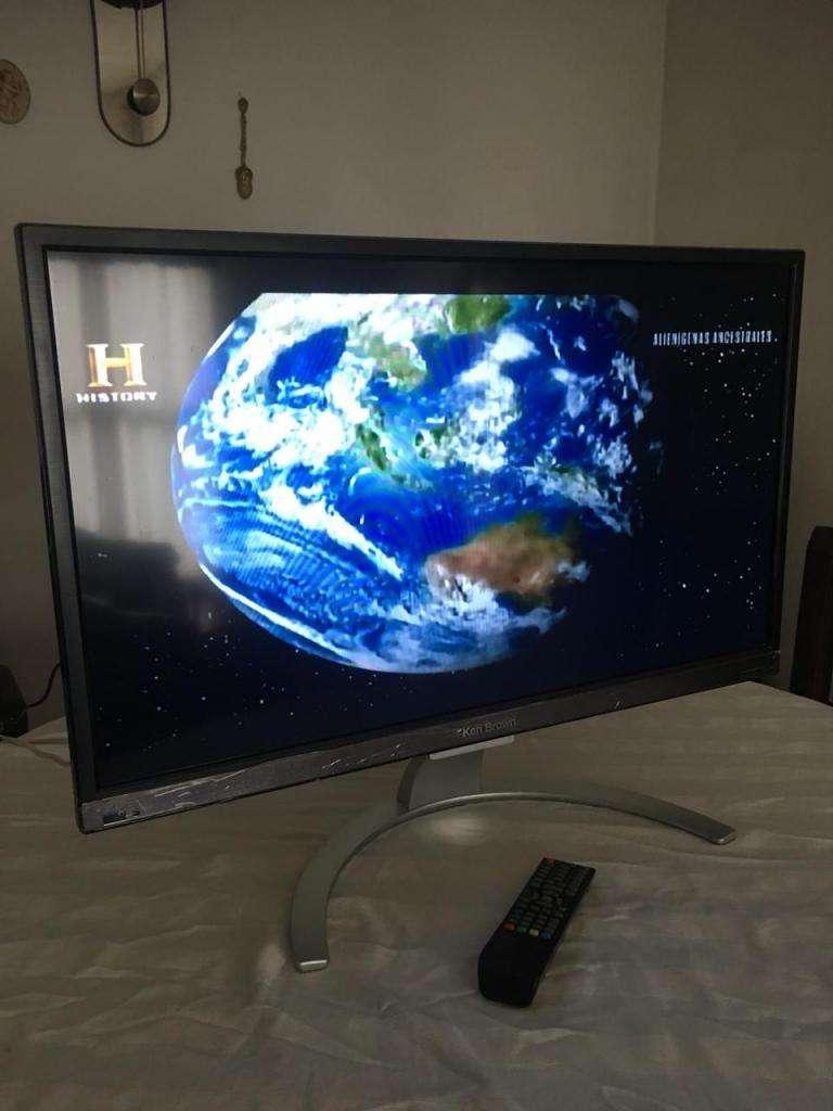 Liquido Led de 32  en perfecto estado! Full HD