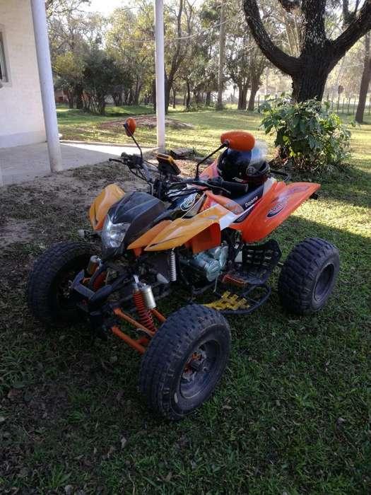 Cuatriciclo Dayama Tr250 Aguatera 2012