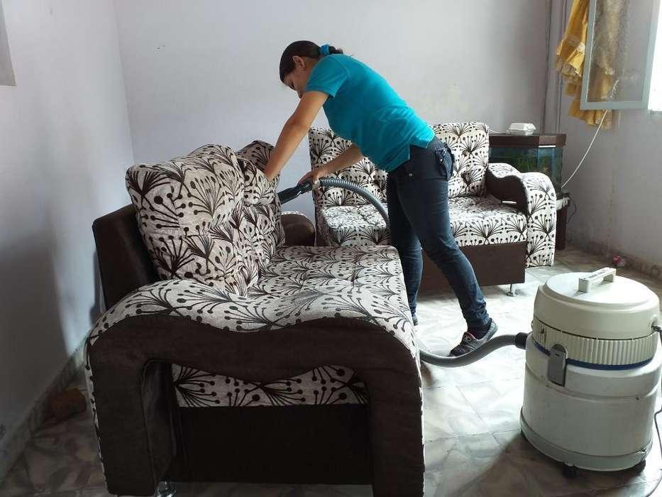Lavamos en Semiseco Muebles a Domicilio