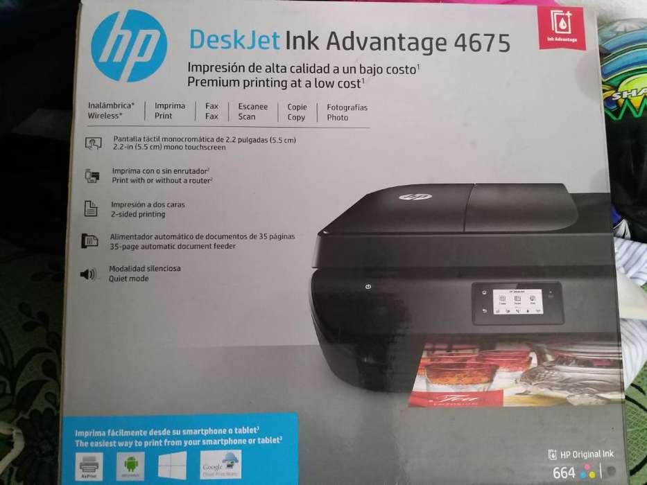 Impresora de Alta Calidad Hp