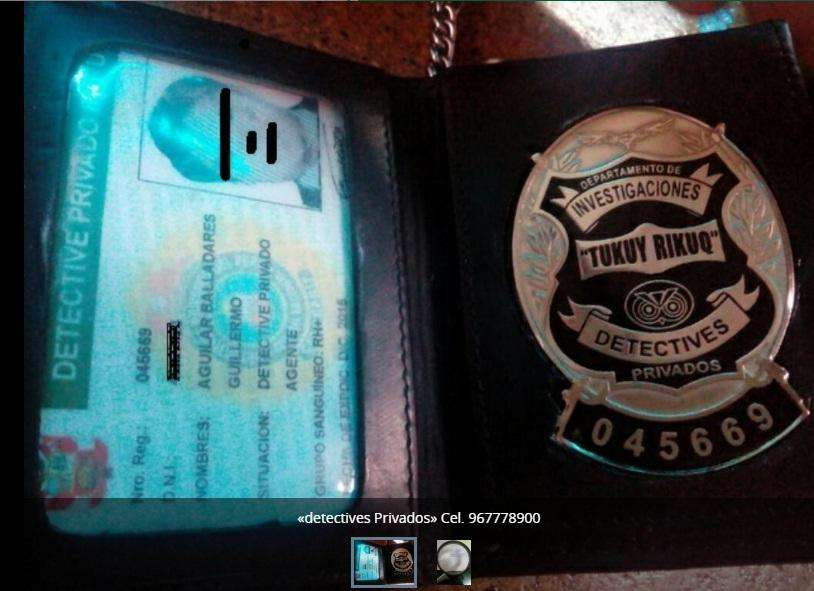 DETECTIVE PRIVADO CUSCO Cel. 967778900