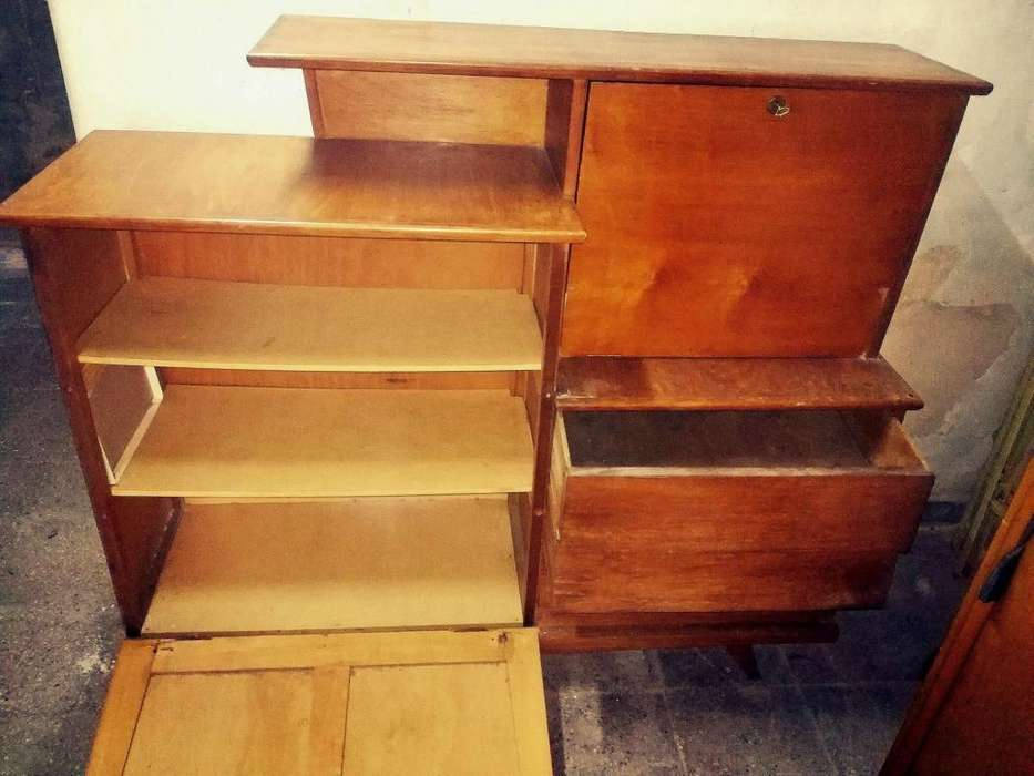 Mueble Vintage restaurado Gutambú