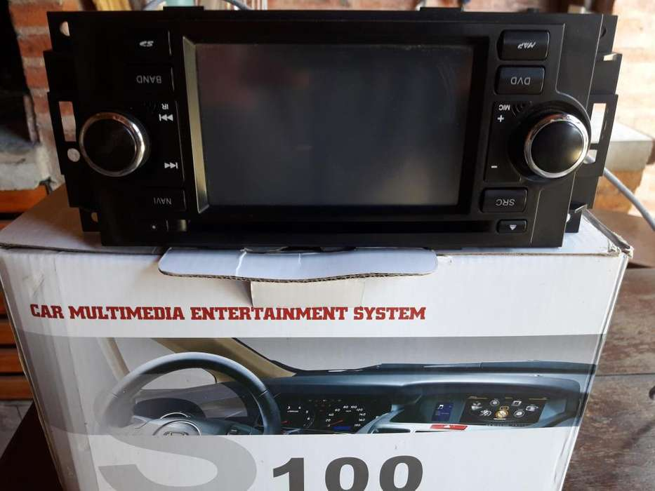 Central Multimedia C300 Chrysler-Dodge-<strong>jeep</strong>