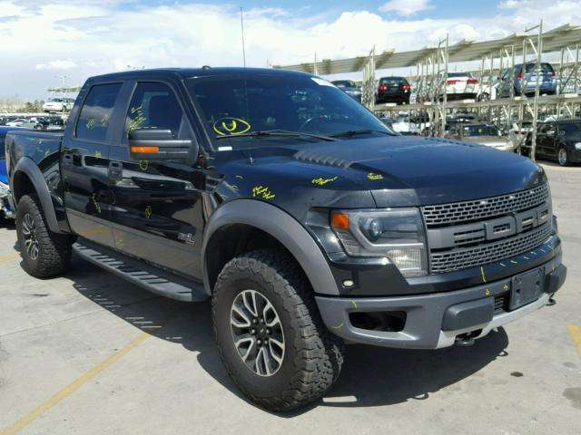 Ford Raptor SVT 2013 - 88000 km