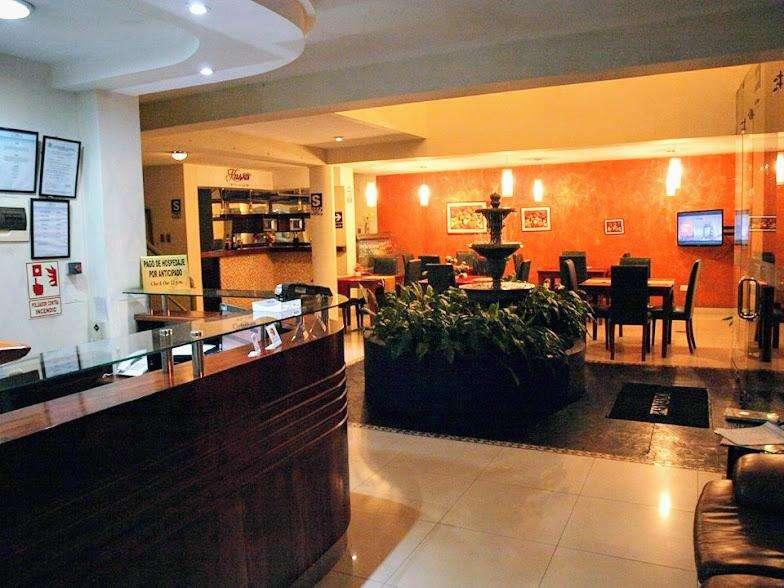 En Venta! Hotel 3 Estrellas, 5 pisos, Cerca a Plaza de Armas, Trujilllo