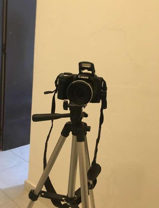 Camara Semipro. Canon Sx500 Is