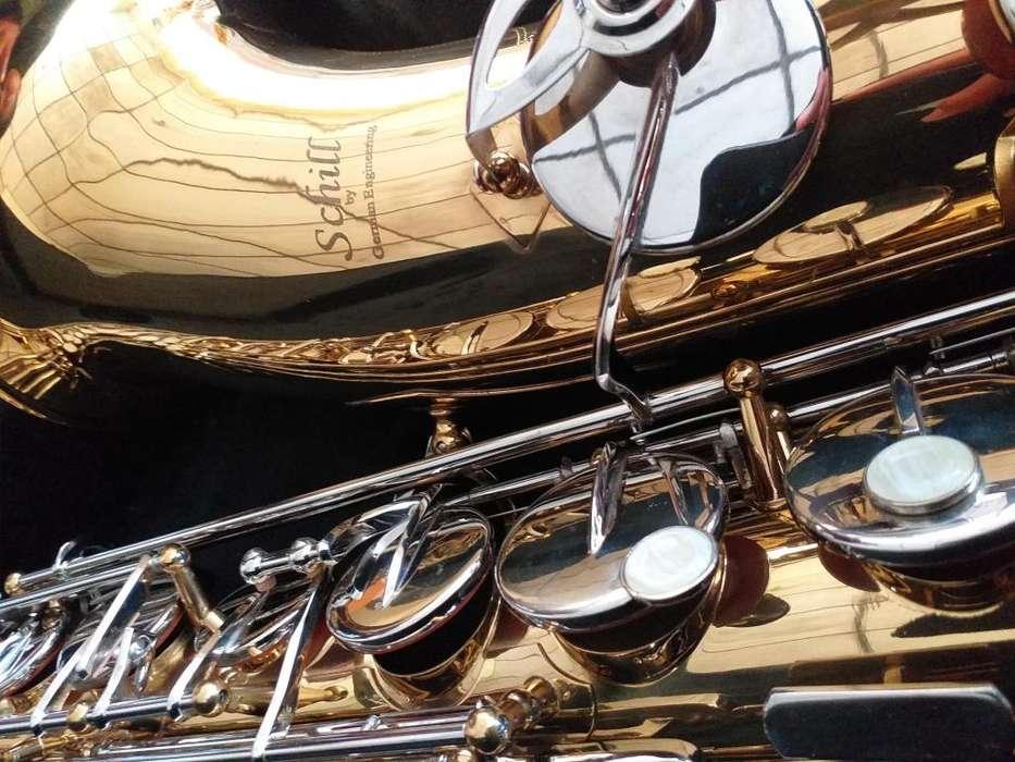Vendo Saxofon tenor schill