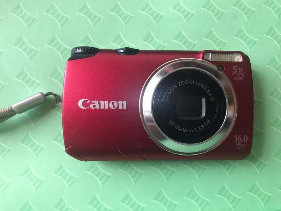 Camara <strong>canon</strong> Digital 16 Megapixeles
